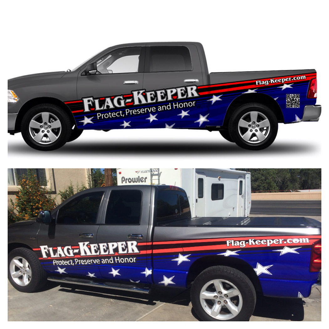 Flag-Keeper-Truck-Wrap